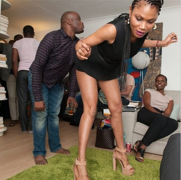 Funmi Iyanda's Birthday Party - August 2014 - BellaNaija.com 01
