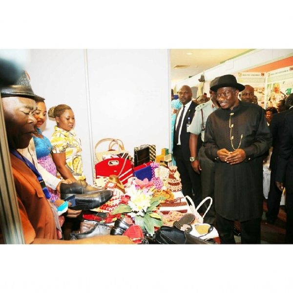 GEJ at Event in Abuja - August 2014 - BellaNaija.com 02 (1)