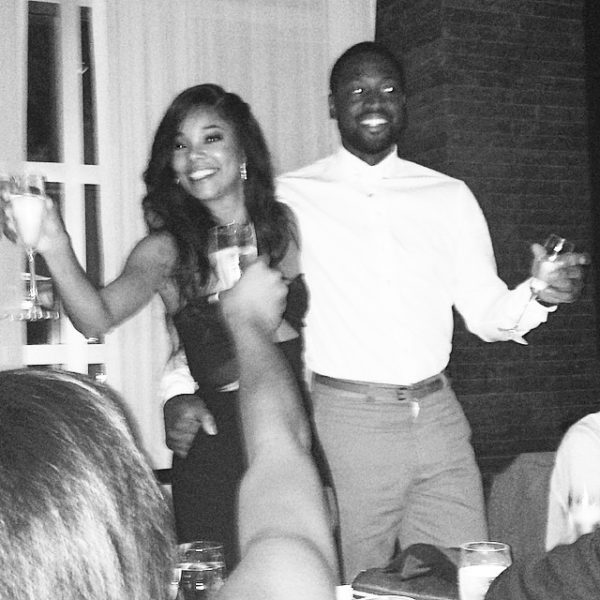Gabrielle Union Dwayne Wade Wedding PreWeding Dinner 3 BellaNaija