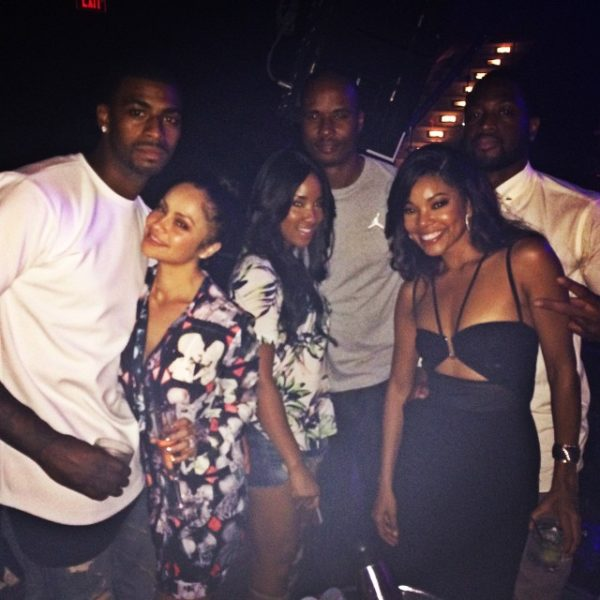 Gabrielle Union Dwayne Wade Wedding PreWeding Dinner 4 BellaNaija