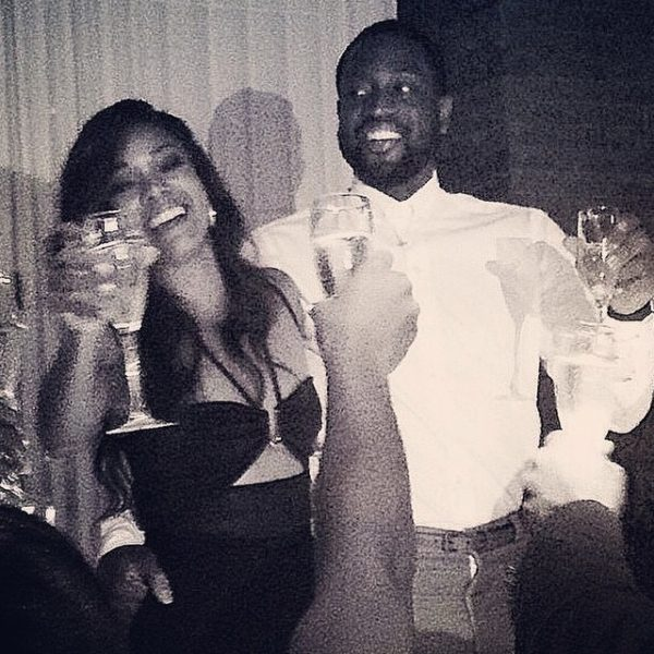 Gabrielle Union Dwayne Wade Wedding PreWeding Dinner 5 BellaNaija