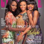 Genevieve Magazine August 2014 BellaNaija