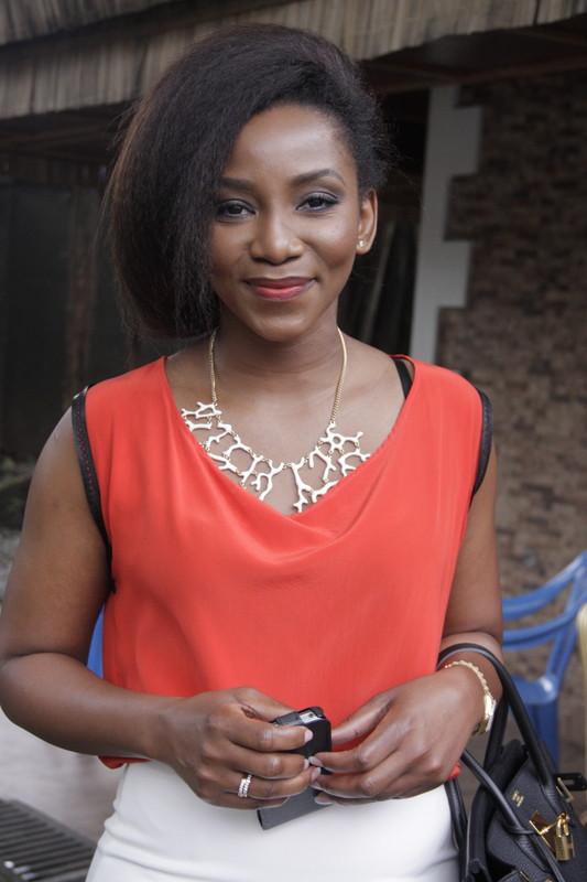 Genevieve Nnaji Images Genevieve Nnaji August 2014