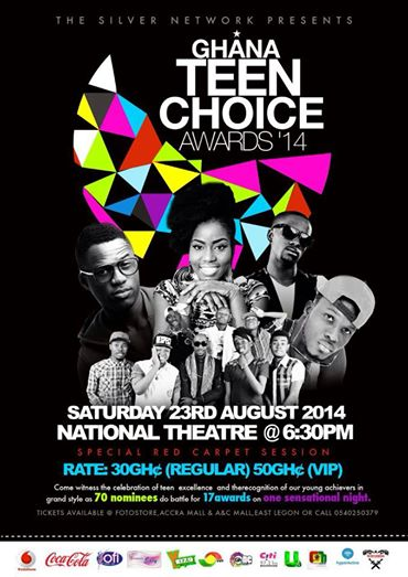 Ghana Teen Choice Awards -Events This Weekend - BellaNaija.com 01