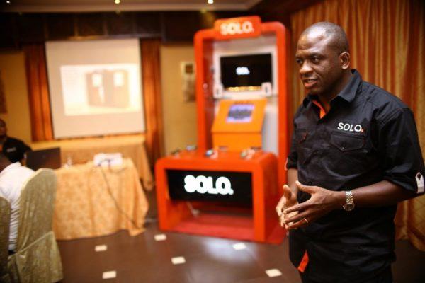 Global CEO, Tayo Ogundipe