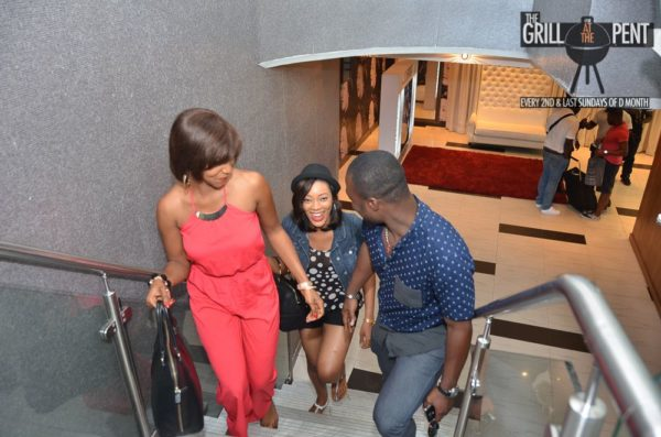 Grill at the Pent Party - BellaNaija - August2014004