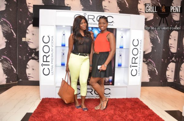 Grill at the Pent Party - BellaNaija - August2014006