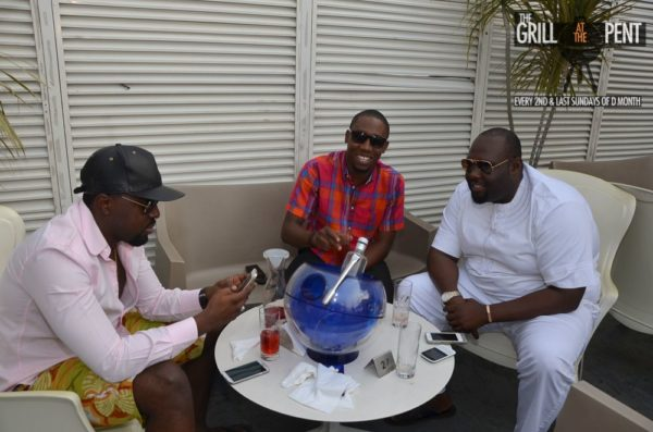 Grill at the Pent Party - BellaNaija - August2014008