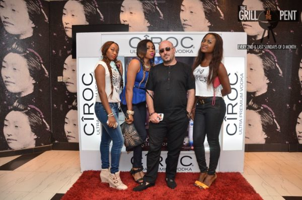 Grill at the Pent Party - BellaNaija - August2014011