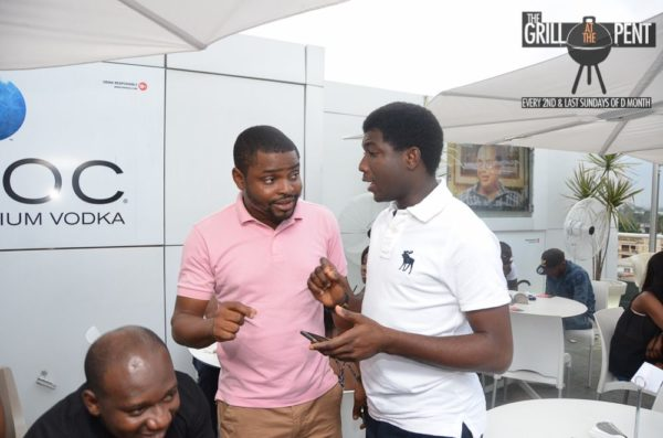 Grill at the Pent Party - BellaNaija - August2014015