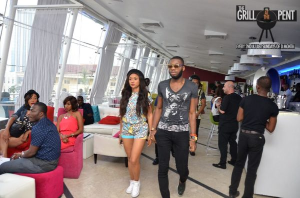 Grill at the Pent Party - BellaNaija - August2014016
