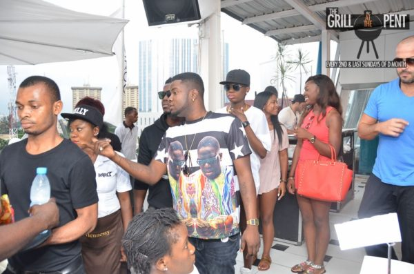 Grill at the Pent Party - BellaNaija - August2014018