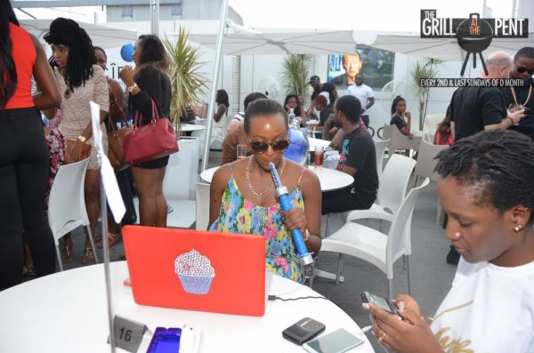 Grill at the Pent Party - BellaNaija - August2014019