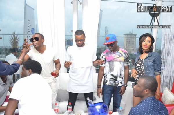 Grill at the Pent Party - BellaNaija - August2014021