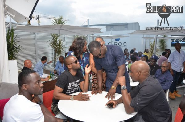 Grill at the Pent Party - BellaNaija - August2014023