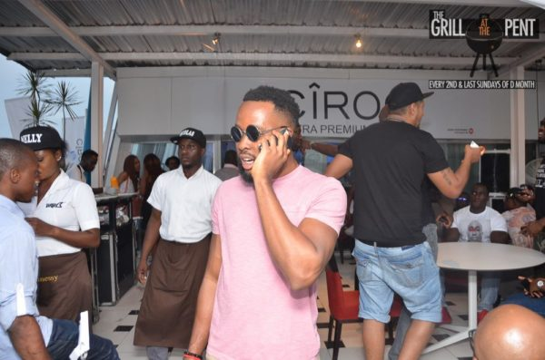 Grill at the Pent Party - BellaNaija - August2014024