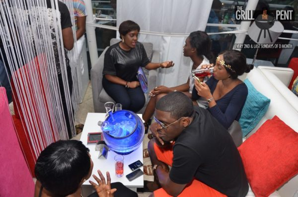 Grill at the Pent Party - BellaNaija - August2014025