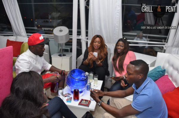Grill at the Pent Party - BellaNaija - August2014026