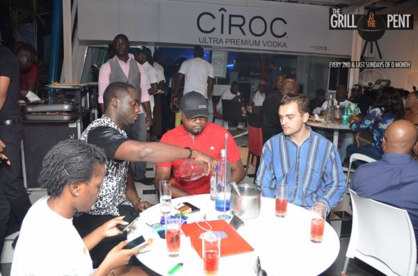 Grill at the Pent Party - BellaNaija - August2014030