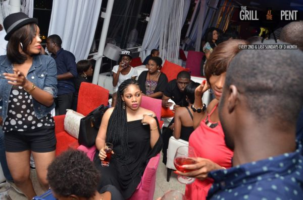 Grill at the Pent Party - BellaNaija - August2014032