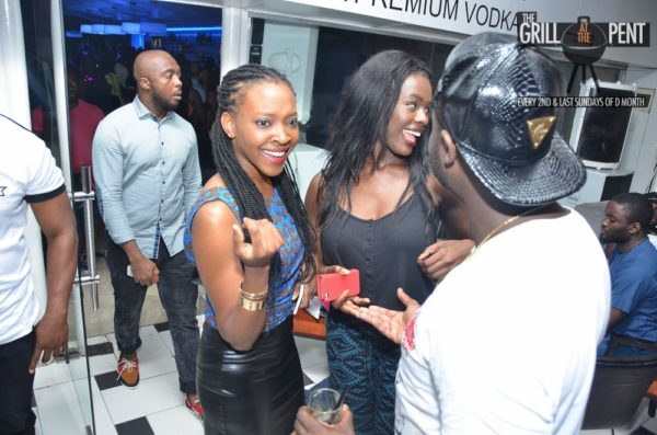 Grill at the Pent Party - BellaNaija - August2014033
