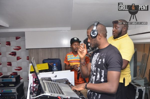 Grill at the Pent Party - BellaNaija - August2014036