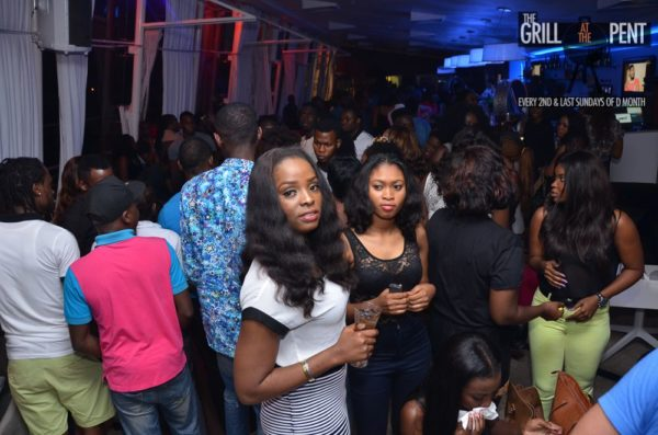 Grill at the Pent Party - BellaNaija - August2014037