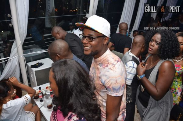 Grill at the Pent Party - BellaNaija - August2014038