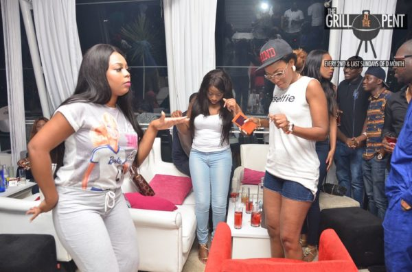 Grill at the Pent Party - BellaNaija - August2014043