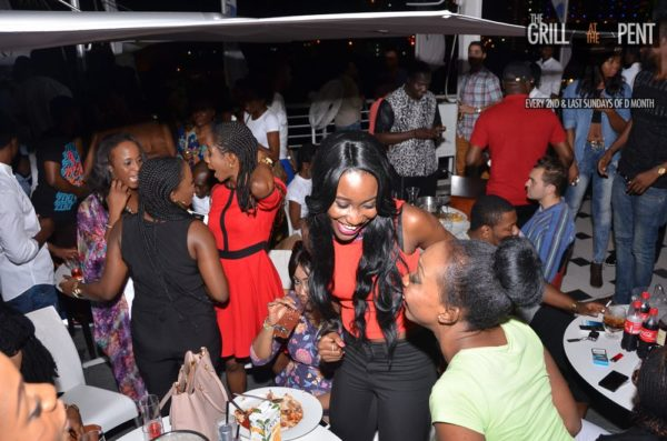 Grill at the Pent Party - BellaNaija - August2014044