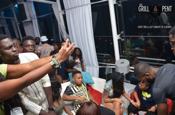 Grill at the Pent Party - BellaNaija - August2014045