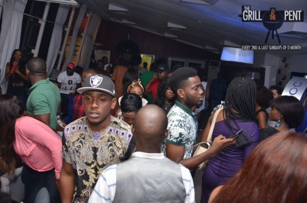 Grill at the Pent Party - BellaNaija - August2014047