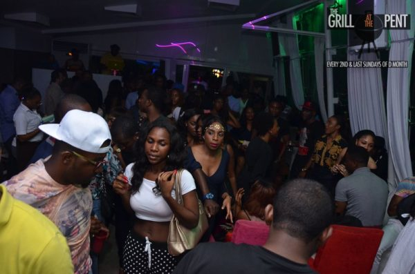 Grill at the Pent Party - BellaNaija - August2014049