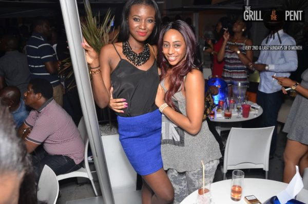 Grill at the Pent Party - BellaNaija - August2014051