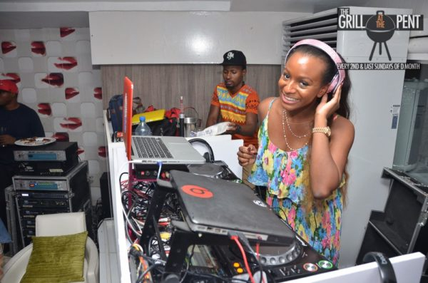Grill at the Pent Party - BellaNaija - August2014053
