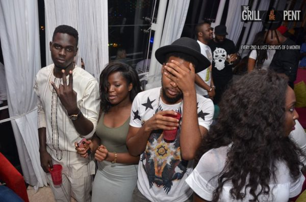 Grill at the Pent Party - BellaNaija - August2014055