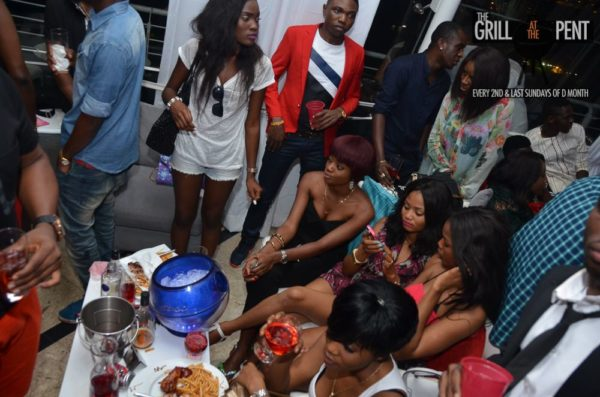 Grill at the Pent Party - BellaNaija - August2014056