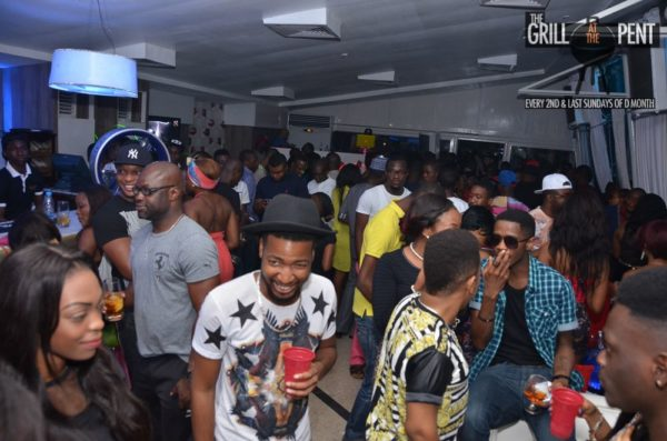 Grill at the Pent Party - BellaNaija - August2014057