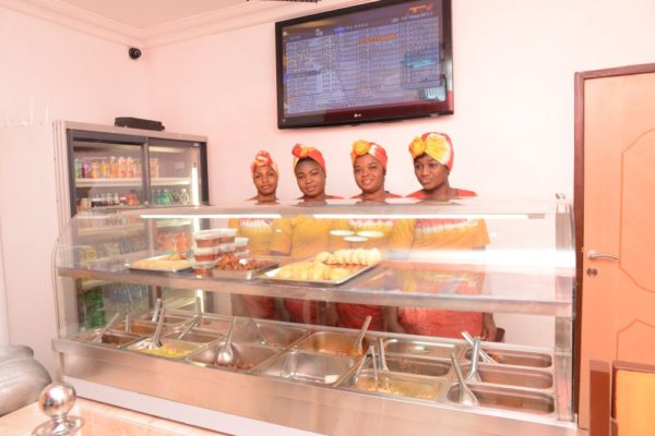 Grubbies Fast Food Eatery & Catering Services Launch - BellaNaija - August2014001