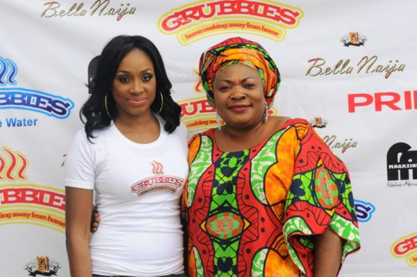 Grubbies Fast Food Eatery & Catering Services Launch - BellaNaija - August2014018