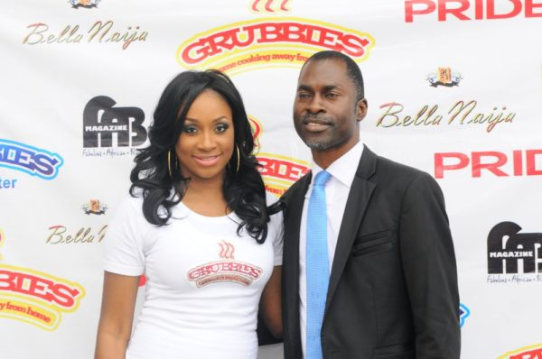 Grubbies Fast Food Eatery & Catering Services Launch - BellaNaija - August2014021