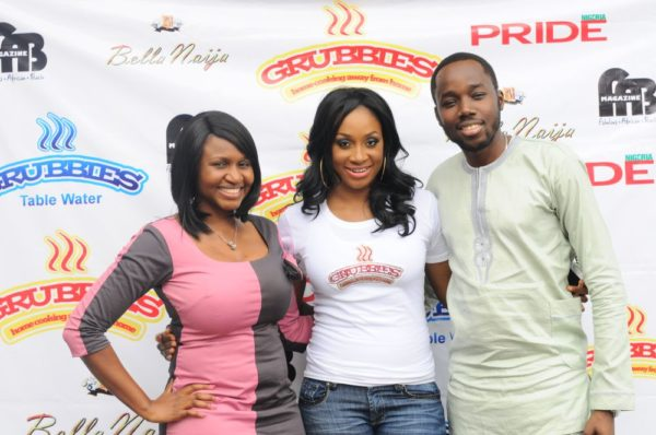 Grubbies Fast Food Eatery & Catering Services Launch - BellaNaija - August2014025