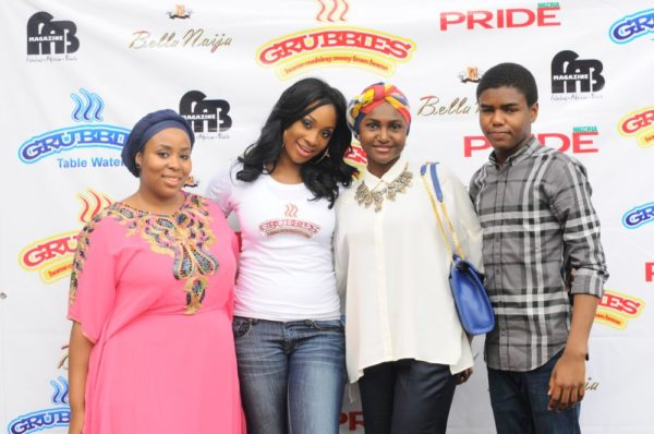 Grubbies Fast Food Eatery & Catering Services Launch - BellaNaija - August2014026