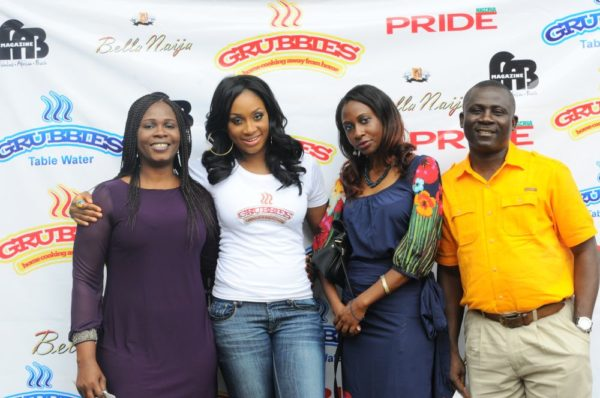 Grubbies Fast Food Eatery & Catering Services Launch - BellaNaija - August2014030