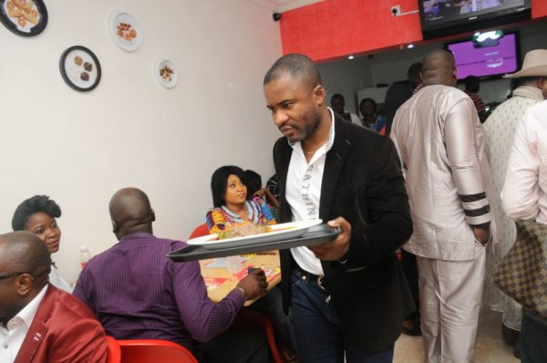 Grubbies Fast Food Eatery & Catering Services Launch - BellaNaija - August2014043