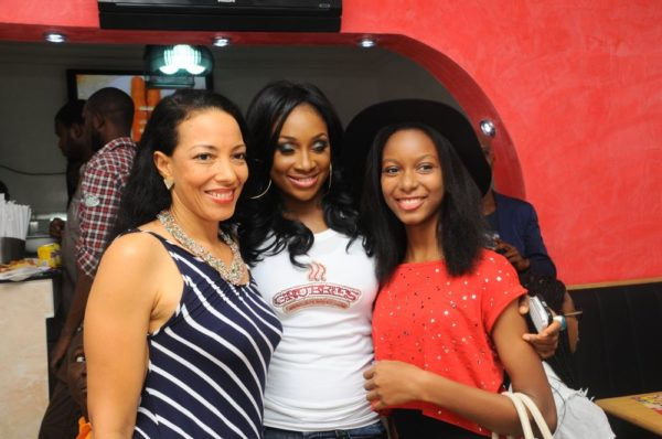 Grubbies Fast Food Eatery & Catering Services Launch - BellaNaija - August2014044