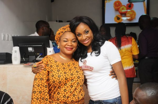 Grubbies Fast Food Eatery & Catering Services Launch - BellaNaija - August2014045