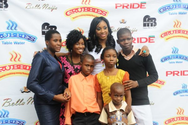 Grubbies Fast Food Eatery & Catering Services Launch - BellaNaija - August2014054
