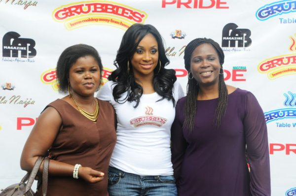 Grubbies Fast Food Eatery & Catering Services Launch - BellaNaija - August2014057
