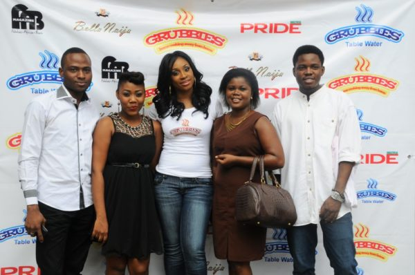 Grubbies Fast Food Eatery & Catering Services Launch - BellaNaija - August2014059